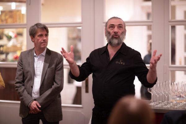 Jacky Ribault & Olivier Lacourt 72-min